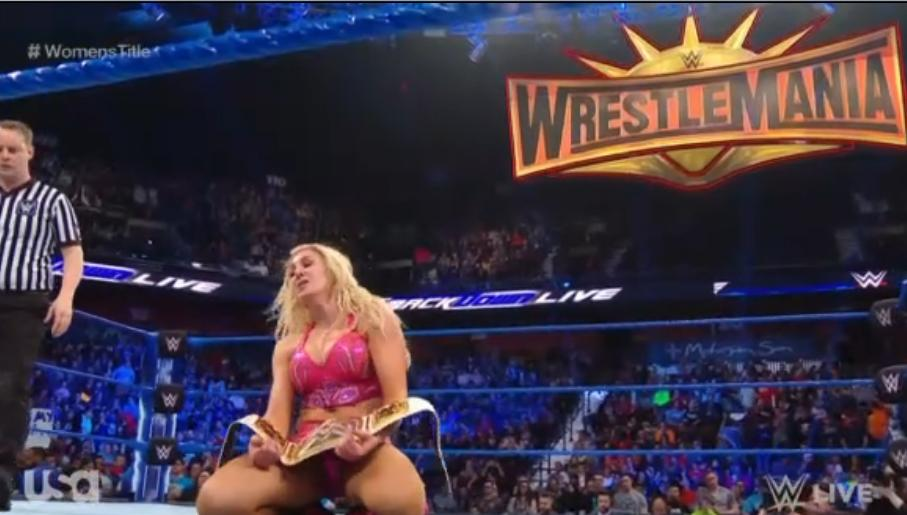 Charlotte Flair Defeats Asuka To Win WWE SmackDown Women's Championship (Photos, Video)
