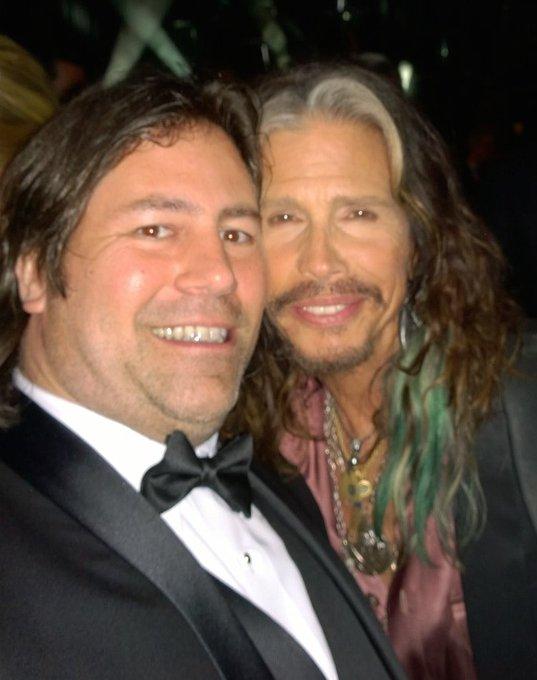 Happy Birthday to a guy who rocks, Steven Tyler!!