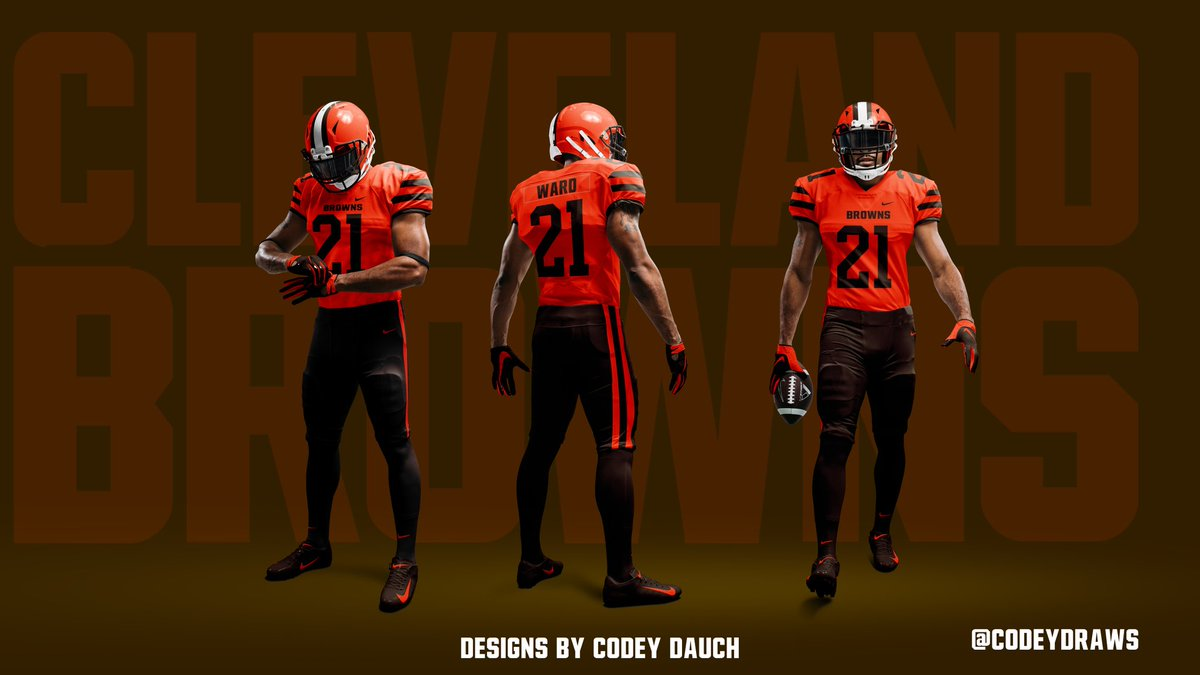 Browns Color Rush 2020.Chris Formen On Twitter Browns Thank You For Bringing