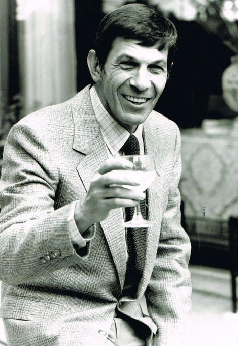 Happy heavenly birthday to Leonard Nimoy!