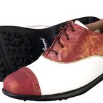 Image for the Tweet beginning: Sandbaggers Audrey Womens Golf Shoes