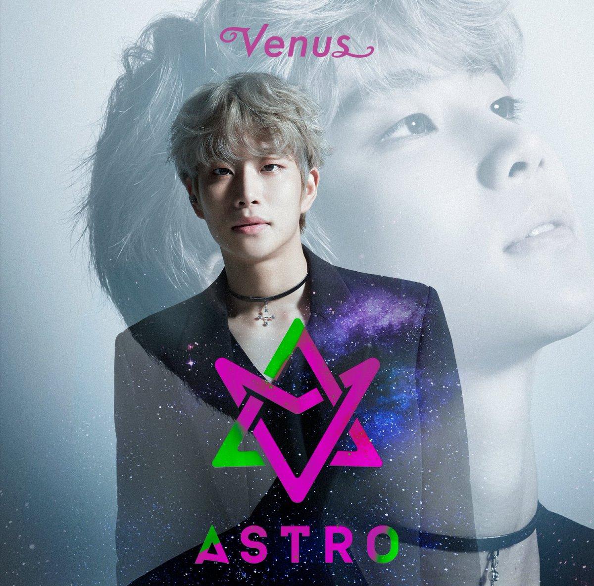 ✯ ASTRO ✯ // Venus \\ Japanese Debut - KPopSource - International