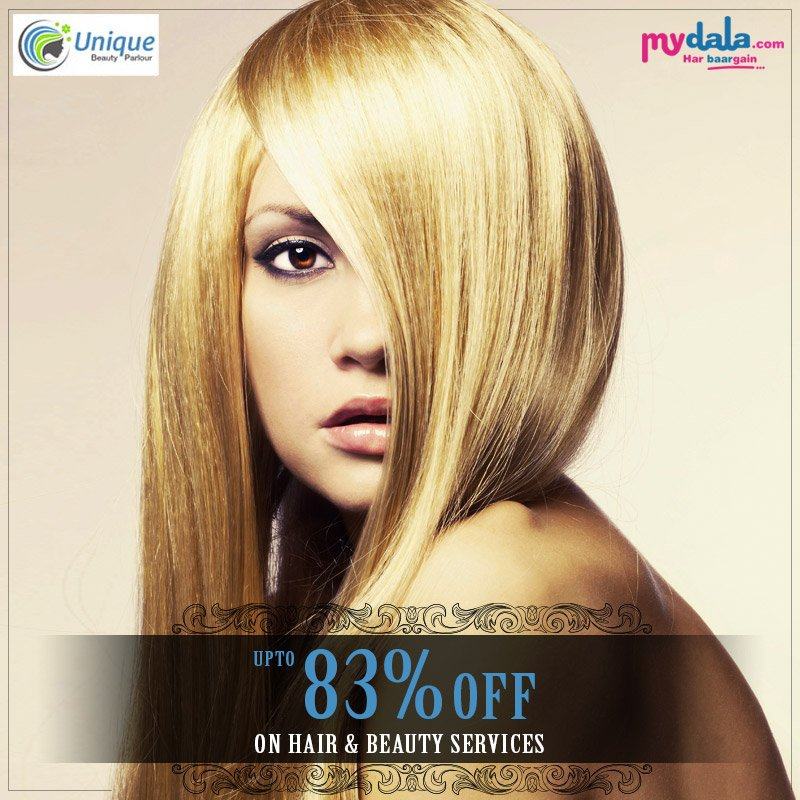 Super Discount Upto 83% OFF On Hair & Beauty services. Get Your Appointment Now Click Here: https://t.co/jBIFTIvngq #harbaargain #mydala #offers #deals #hairpackages #beautypackages https://t.co/qTCVR8keWd