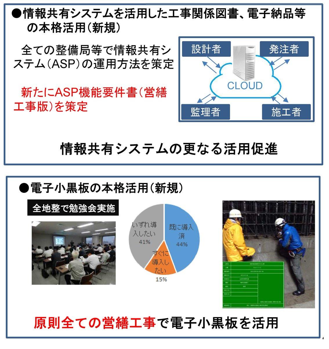 """国土交通省 on Twitter: """"【リリース】営繕工事において生産性向上技術 ..."""