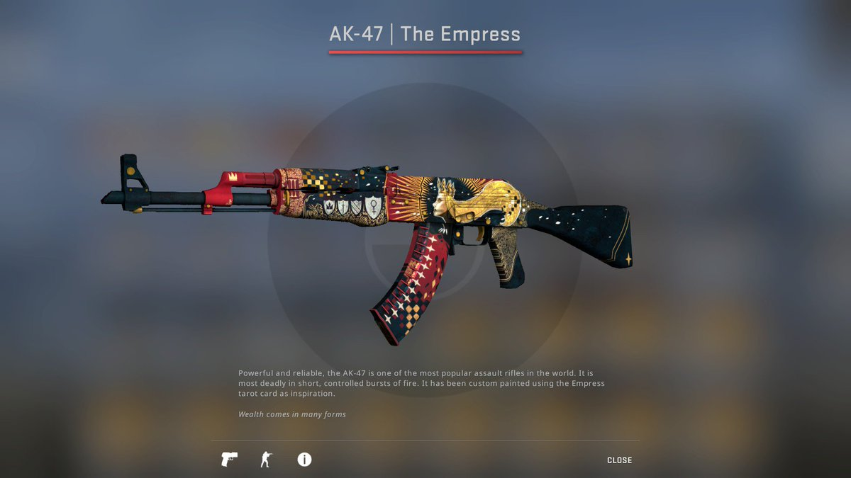 CS:GO AK-47 Empress Giveaway!  In honor of my org starting and since i have not done a giveaway in sometime.  Entere here - https://gleam.io/eGrSI/ak47-empress…  Extra entry if you tag a friend or part of the @Br1nKEsports Discord https://discord.gg/TSGDg5R  GLHF!!