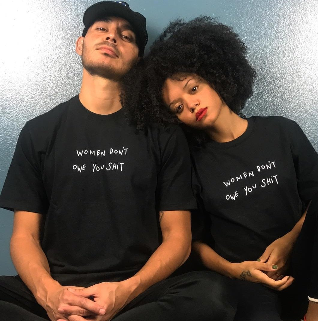 """Sarah》 on Twitter: """"Manny Montana and Adelfa Marr are literally the cutest  thing in the fucking world, running around and destroying the patriarchy  together. #RelationshipGoals… https://t.co/uzcKF4CRpT"""""""