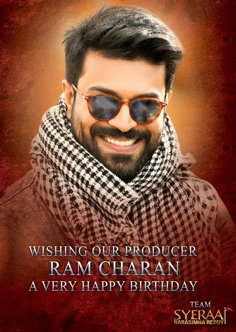 # happy birthday to Ram Charan