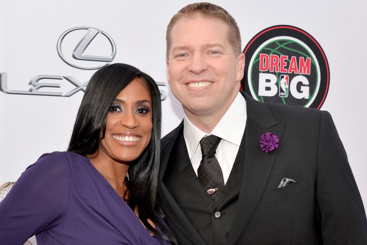 Gary Owen with nice, Wife Kenya Duke