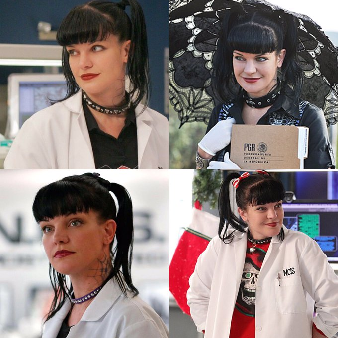 Happy birthday to pauley perrette