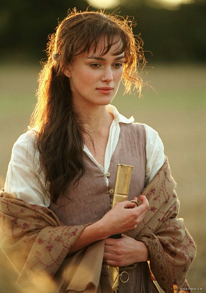 RT @periodclothes: Keira Knightley, Pride and Prejudice (2005) https://t.co/YW3RTcLlcL