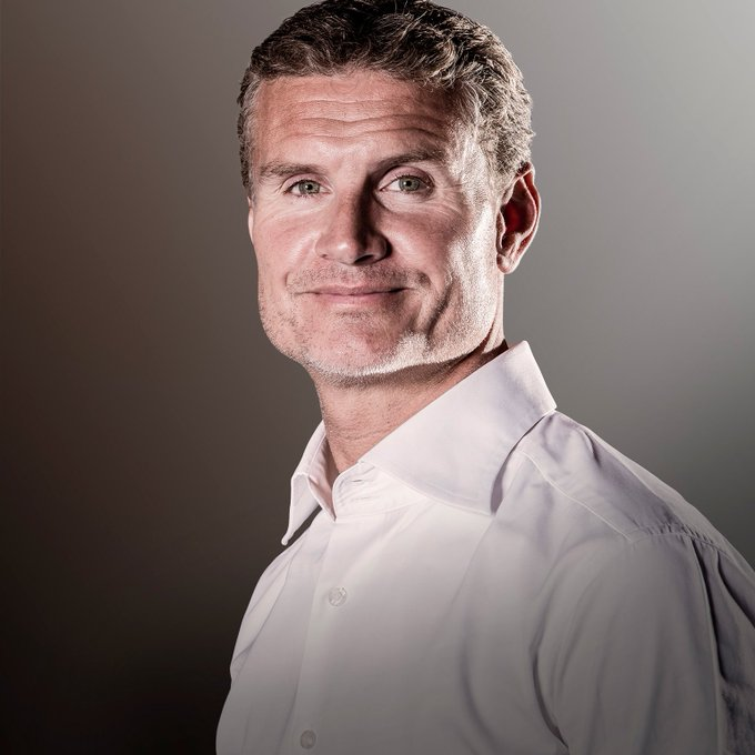 Happy Birthday David Coulthard - all the best from all of us at CSA Celebrity Speakers Germany!