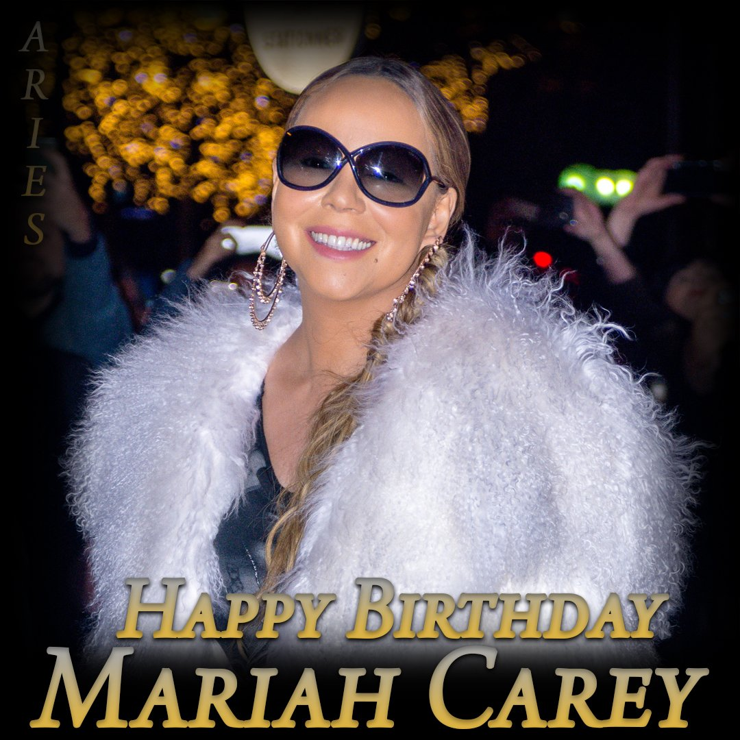 Happy Birthday to legendary singer Mariah Carey! Mimi turns 49 today.