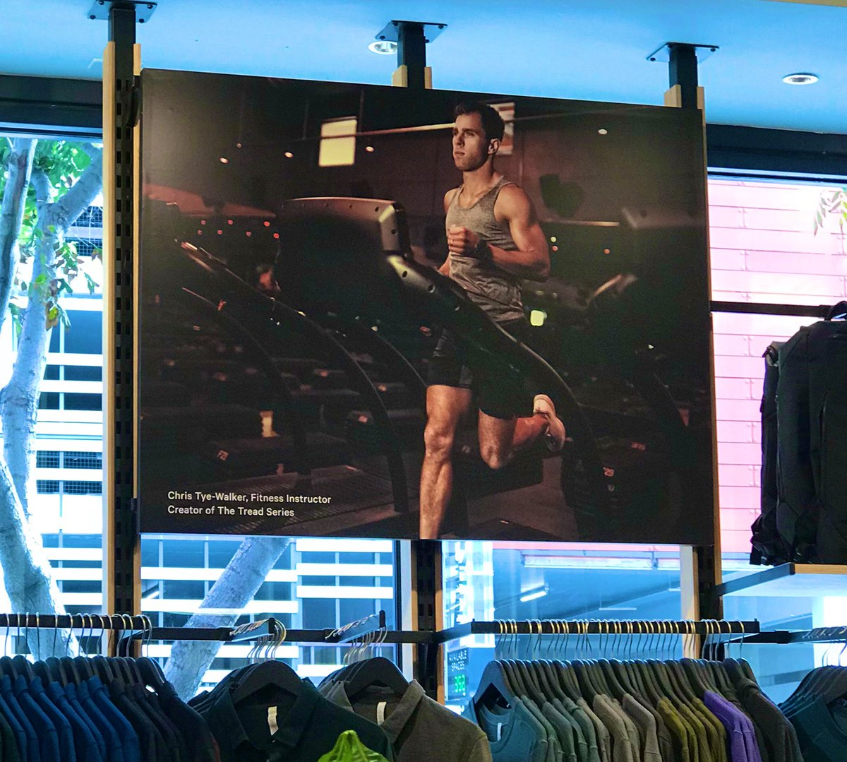 You can't escape #TheTreadSeries... even at @lululemon! Any day, any time, wherever you are, you can get an invigorating & effective 25min HIIT #treadmillworkout in with me at  http:// TheTreadSeries.com    . Choose an individual run from season 1 or run the full season 2! #treadmilltime <br>http://pic.twitter.com/2QZua1hhDh