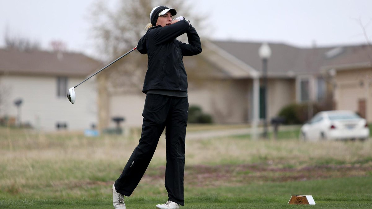 The @buildergolf women's team enjoyed several season-low scores earlier this week in Broken Arrow and were led by Abby Bertholf's collegiate career-low during the Eagle Spring Classic - http://www.buildersports.com/article/3381