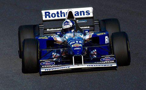 Happy 48th birthday to one and only David Coulthard!