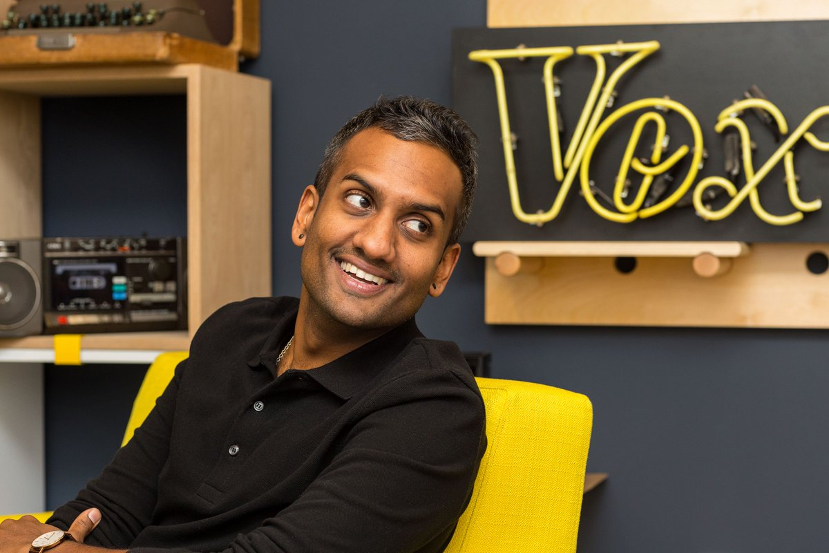 Full Q&A: @Today_Explained host Sean @Rameswaram on Recode Decode
