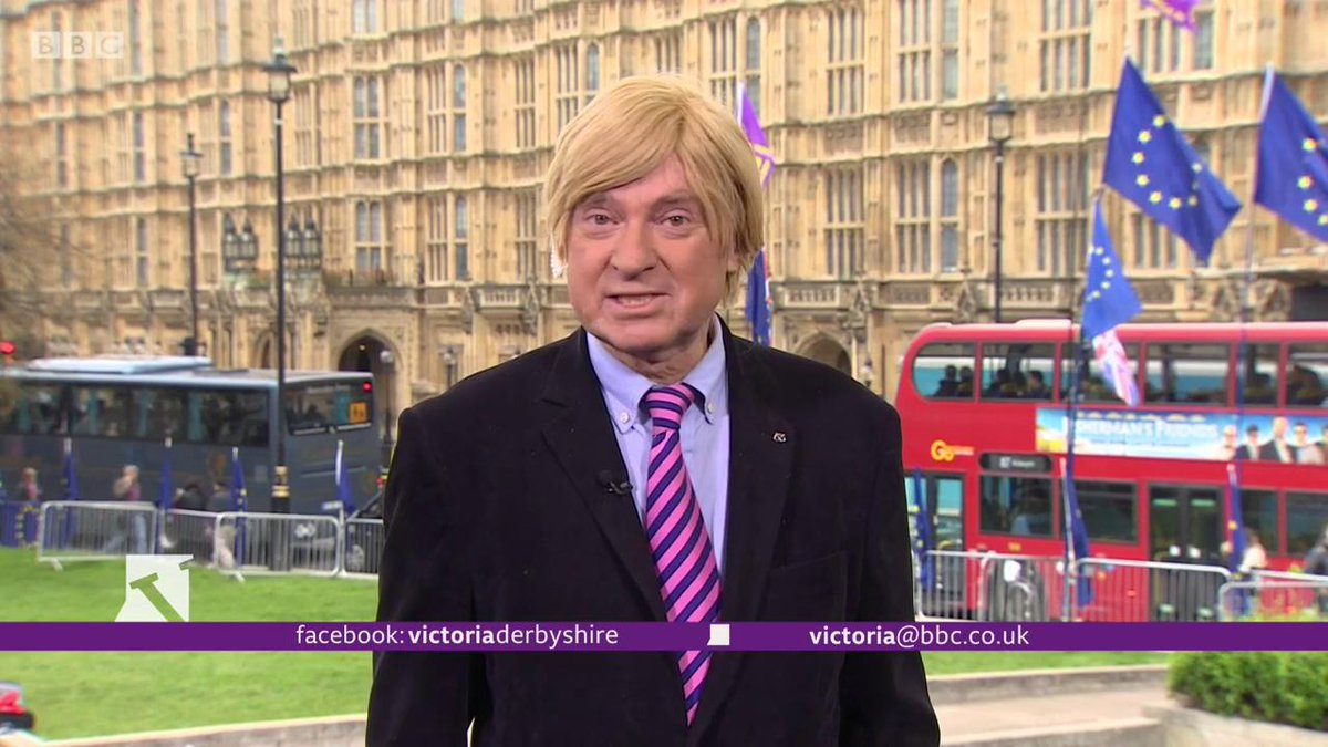 'We need to make sure we leave one way or another'  Brexiteer MP Michael Fabricant says he will back Theresa May's Brexit deal after having voted against it twice.   https://bbc.in/2WlXp4Z