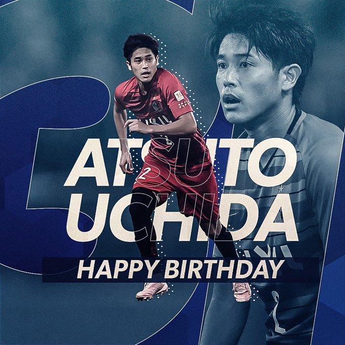 Here\s wishing Atsuto Uchida a very happy birthday!