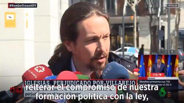 Así ha contado el Telediario de TVE el espionaje de Villarejo a Iglesias