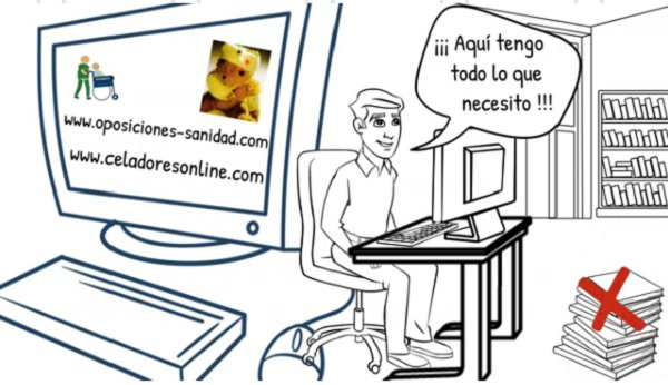 Presentación Canal YouTube Celadores Online Temario y Test... D2qXWVfWsAEb2Rf