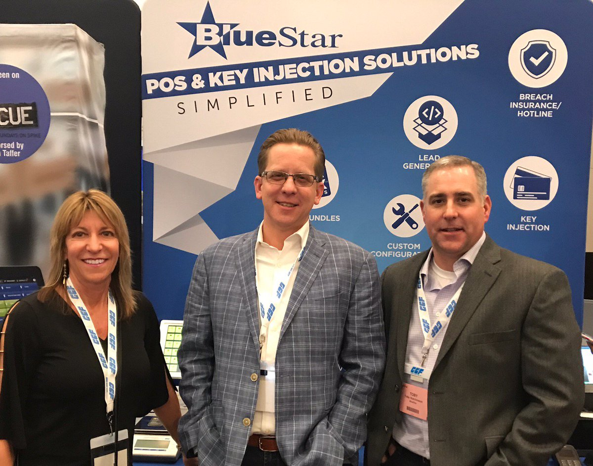 test Twitter Media - #SEAA2019 We've had a great time at the @SEAcquirers show with our partners Jason & Toby with @Think_BlueStar - showcasing secure, ergonomic, and durable payment / POS mounting & mobility solutions #PCI #accessibility #SpacePole @MickiRiecke https://t.co/z4P97eeZNR