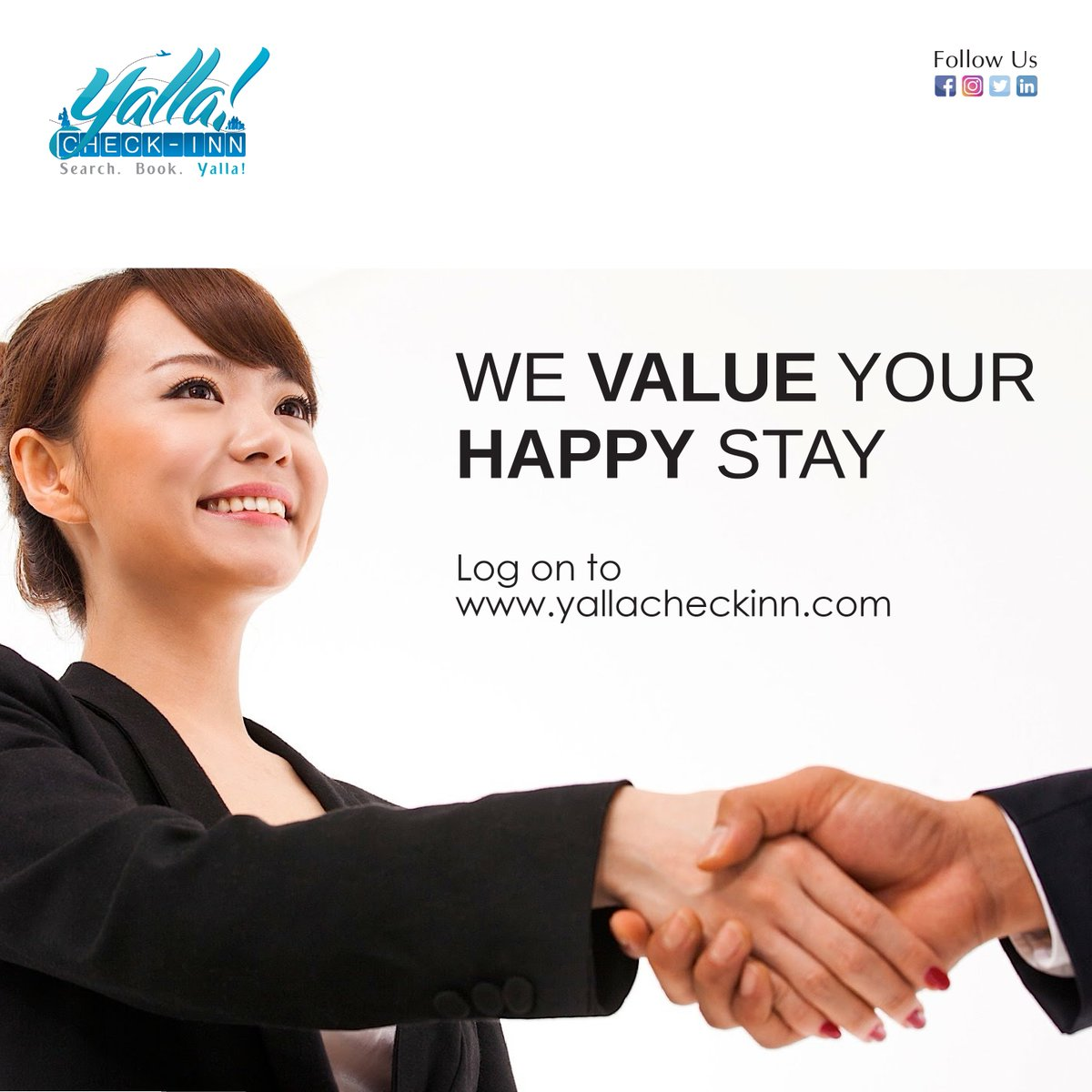 We #Value your #Happy #Stay https://t.co/baScaL4E94 https://t.co/Iv14zIf9sY