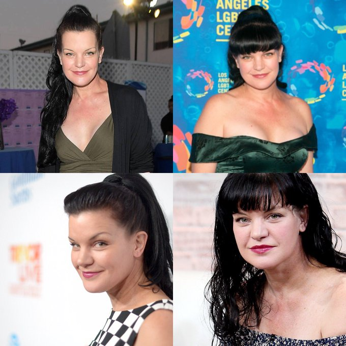 Happy 50 birthday to Pauley Perrette . Hope that she has a wonderful birthday.