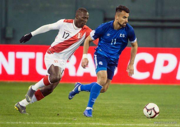26-3-2019 - Amistoso El Salvador 2 Peru 0. D2qggC8XcAA7yo8