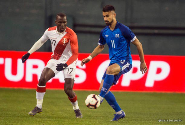 26-3-2019 - Amistoso El Salvador 2 Peru 0. D2qggDPX0AAKMXJ