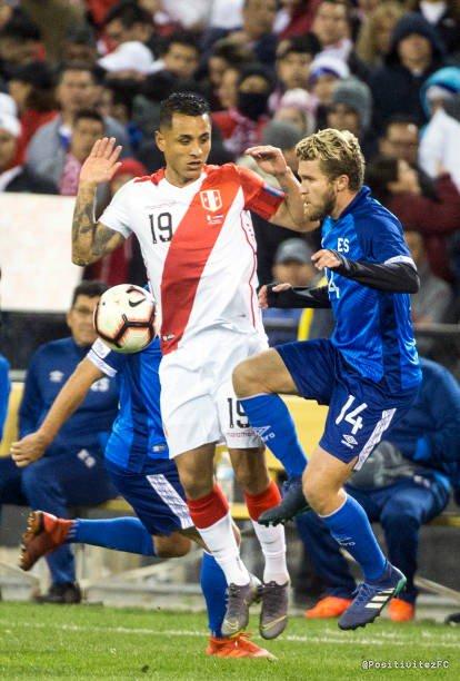 26-3-2019 - Amistoso El Salvador 2 Peru 0. D2qglD6WwAAaKi7