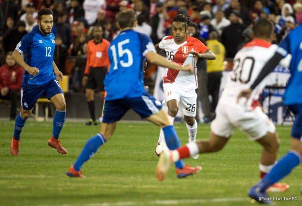 26-3-2019 - Amistoso El Salvador 2 Peru 0. D2qglDqXgAIIR_7