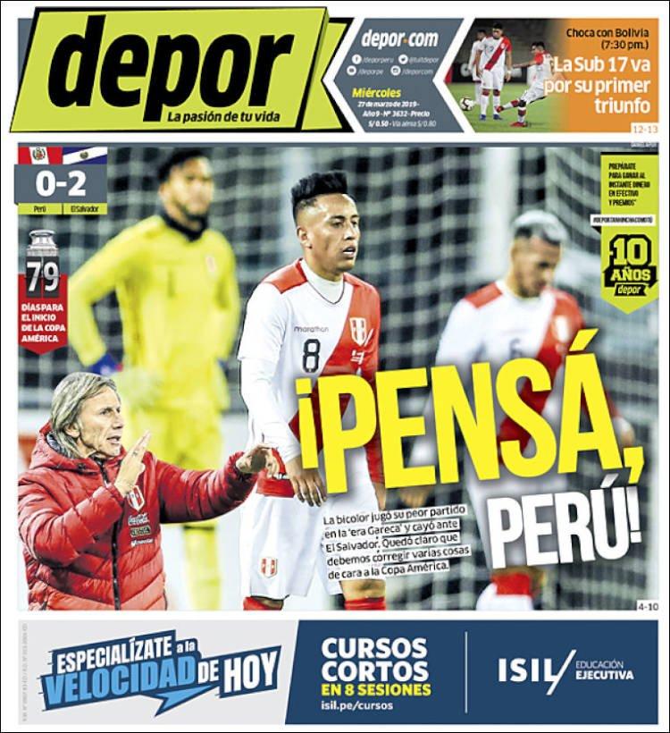 26-3-2019 - Amistoso El Salvador 2 Peru 0. D2qsAxnX4AAg8f3