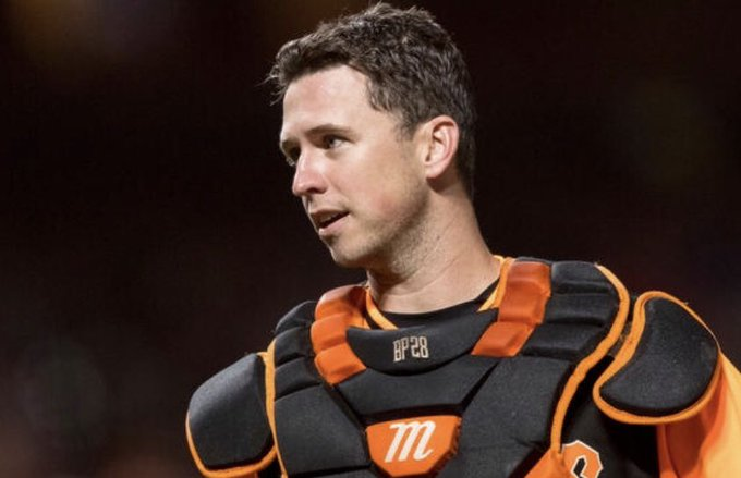 Happy birthday to Buster Posey. Someday the will have a statue of him next to the ballpark