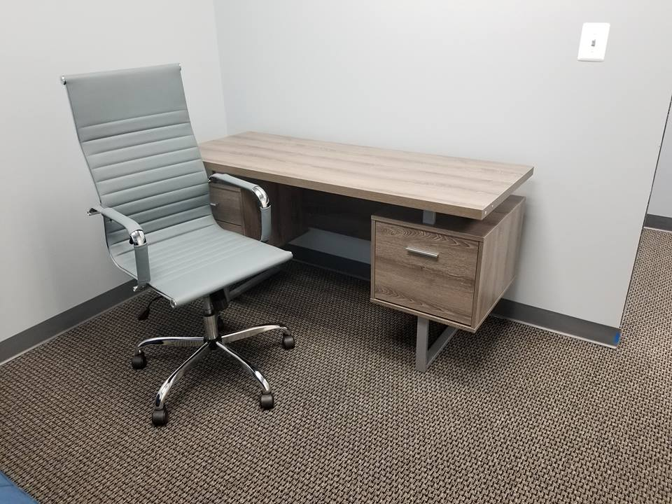 Metal Office Desk Furmax Ribbed Chair Adjule Swivel With Arms Embled In Washington Dc Officeofthefuture