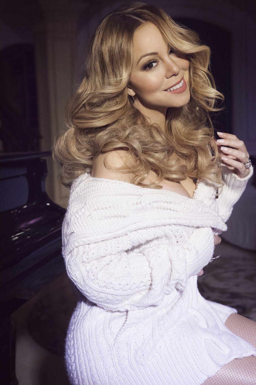 Happy Birthday to Mariah Carey!   : Troy Jensen