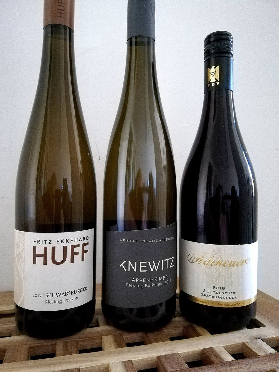 Excited to see that the March selection of @nosywineclub has been chosen by none other than @AnneInVino and I get to try 3 producers I've not yet had the pleasure of encountering before, and wines that certainly aren't accessible in Spain. Bravo! https://t.co/CAG7wwOtPj