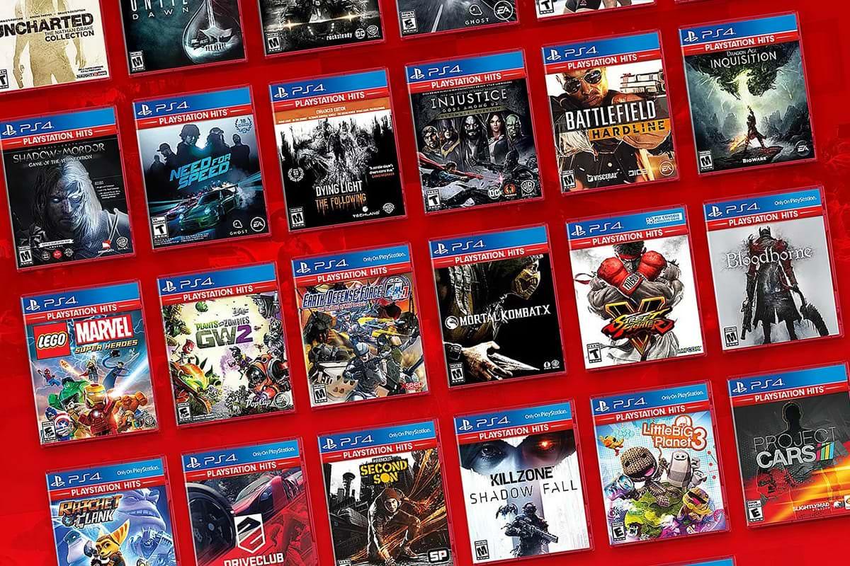 Популярные игры PlayStation. Обзор новостей