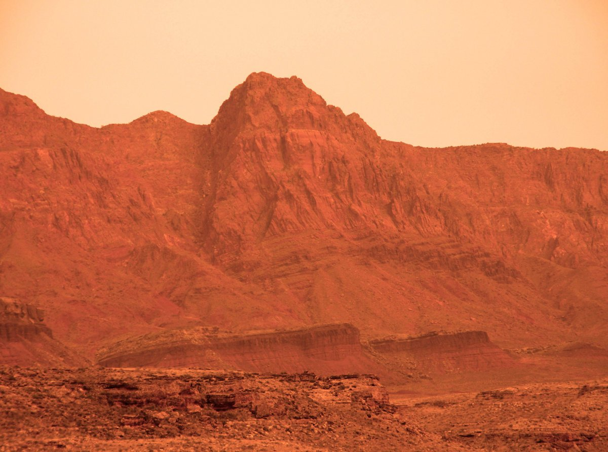 mars landscape background - HD 1200×892