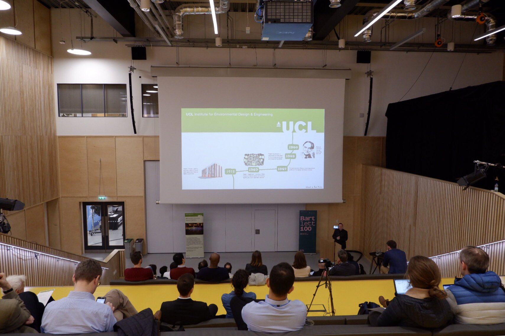 Ucl Inst For Environmental Design And Engineering On Twitter Iede Is Creating Graduates Equipped To Deal With The Changing Built Environment Prof Dejan Mumovic Shares Impact Of 50 Years Of Environmental