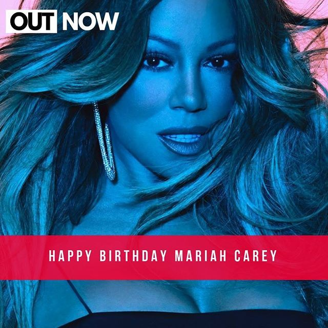 Happy birthday, Mariah Carey What is your favorite song from her?