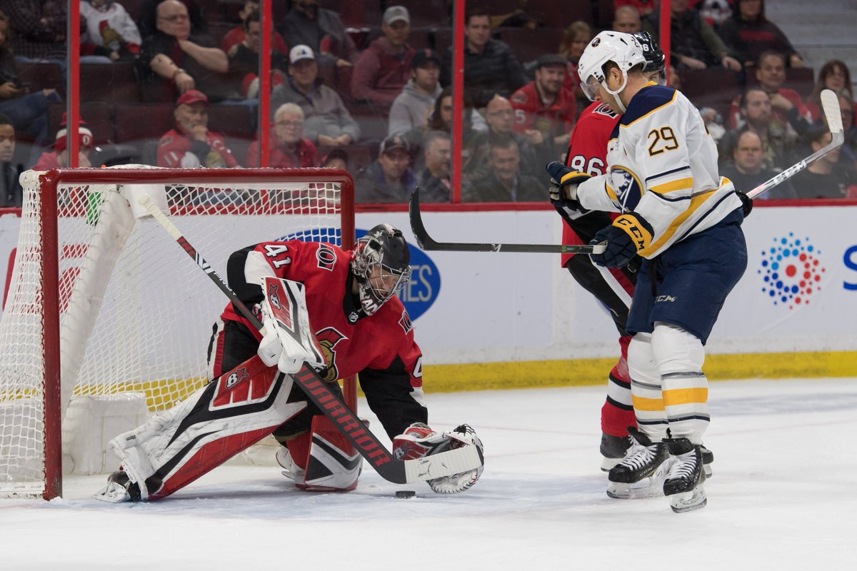 Hockey Reference On Twitter Last Night Was Craig Anderson S 13th