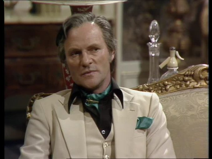 Happy birthday Julian Glover, the man with a villain for every franchise.