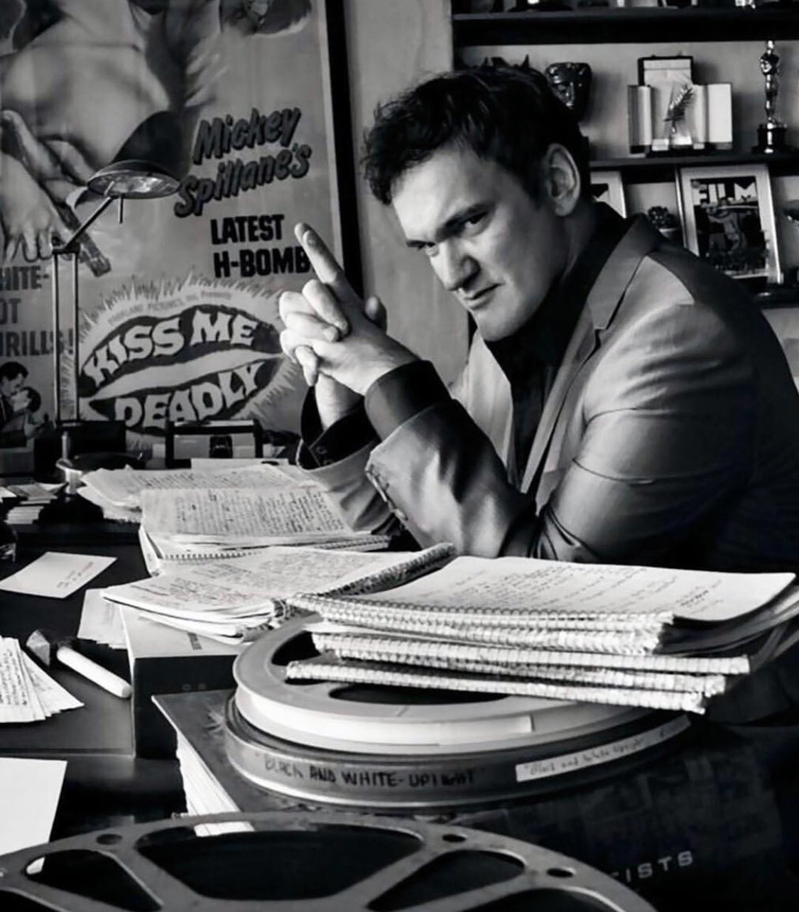 Happy Birthday to the legendary Quentin Tarantino. What s your favorite Tarantino film?