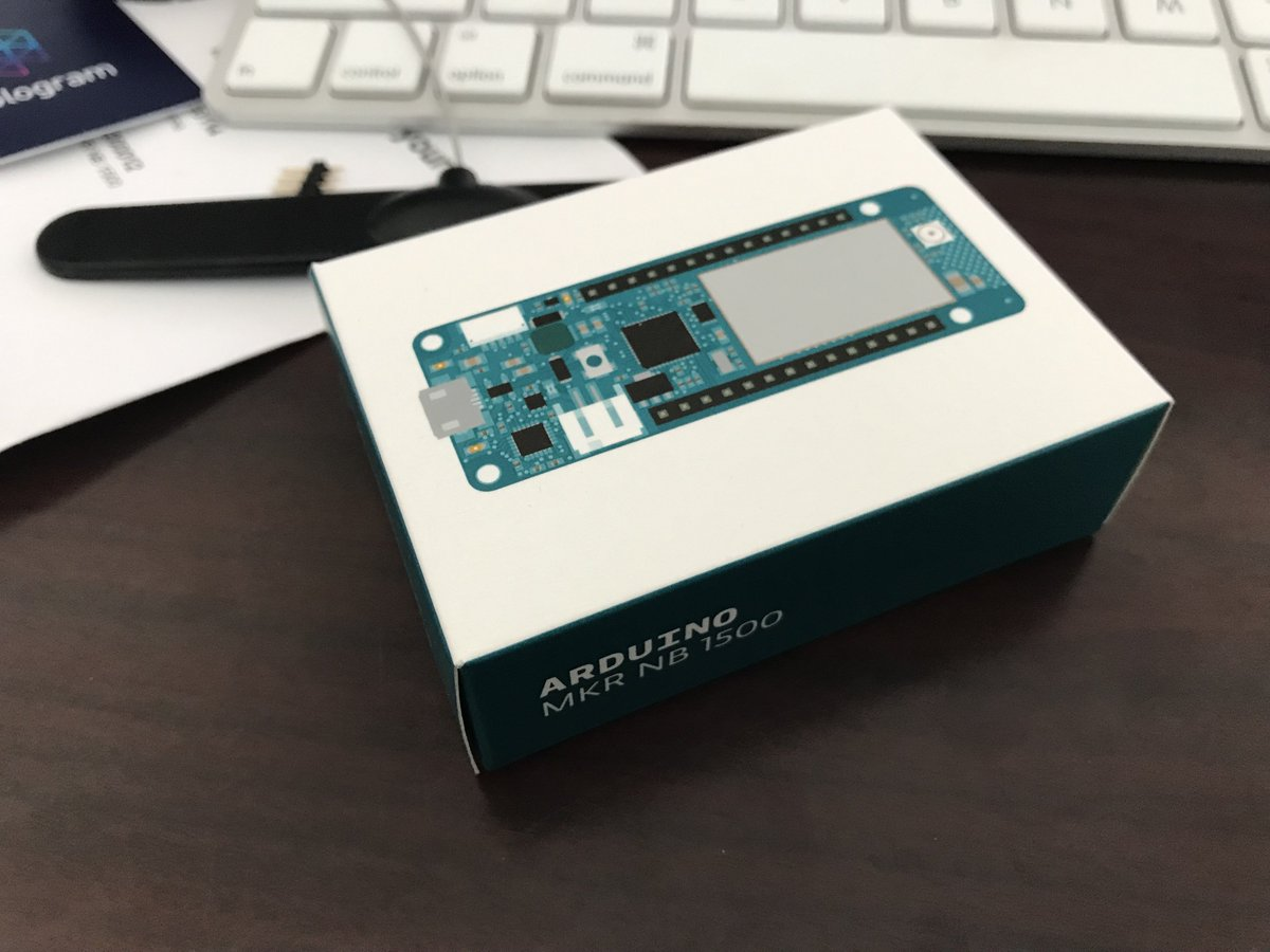 arduino arrived on JumPic com