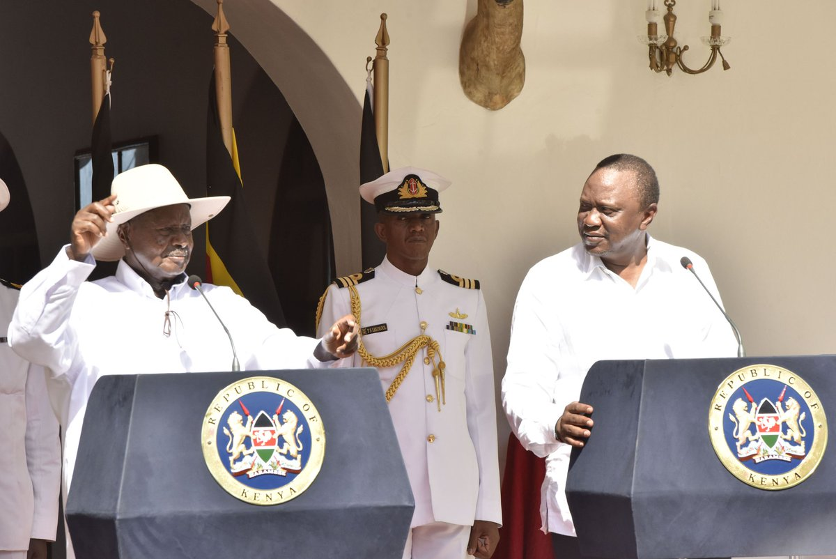 D2rfHowW0AMLBxz - How Dictator President Museveni forces Kenyatta University to Postpone Exams