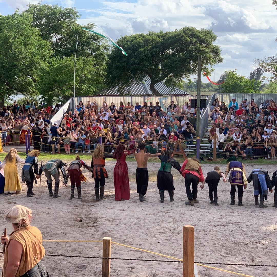 Renaissance Festival 2020.Florida Renaissance On Twitter 2019 Florida Renaissance