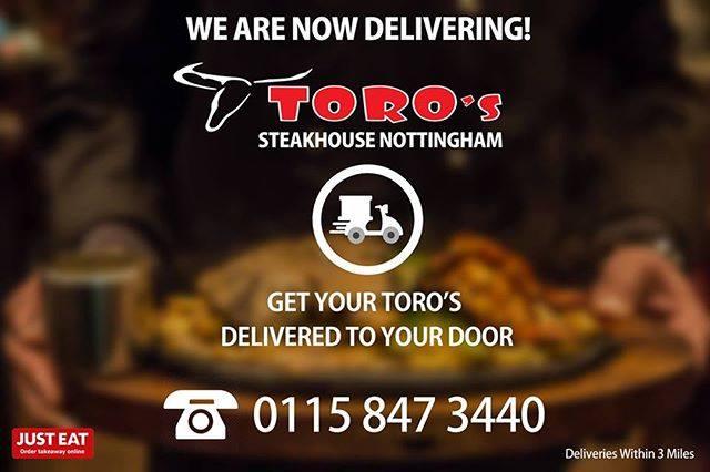 Toros Steakhouse At Torosnottingham Twitter