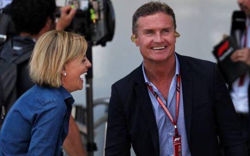Formula 1 tribute: Happy 48th birthday David Coulthard    :