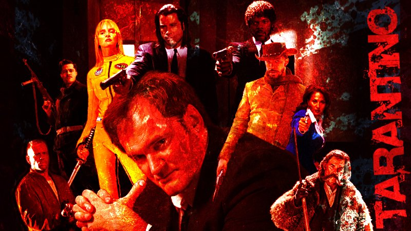 Happy Birthday to the man himself, Quentin Tarantino! Which of his movies is your favorite?