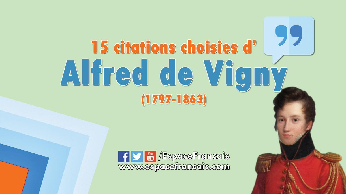 Alfred de Vigny romantisme
